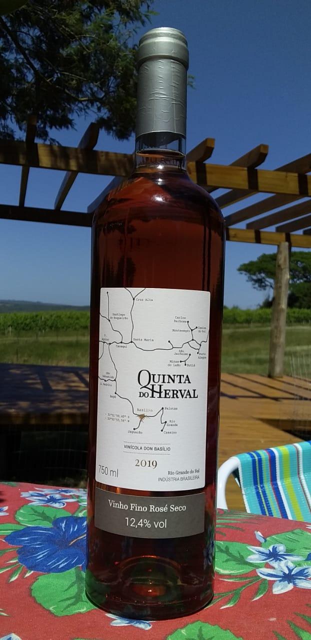 Combo Vinhos Rosé - Brinde Azeite de Oliva - FRETE GRÁTIS