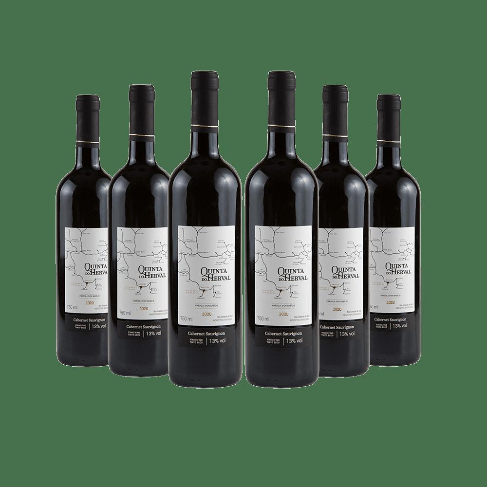 Combo Vinhos Tintos Cabernet Sauvignon - Quinta do Herval