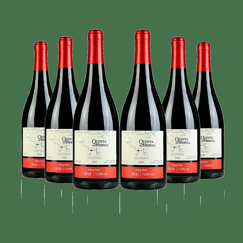 Combo Vinhos Tintos Pinot Noir Quinta do Herval