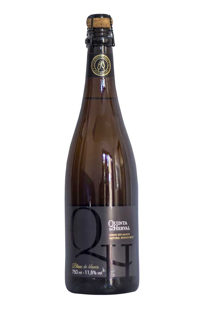 Espumante Natural Branco Brut Quinta do Herval