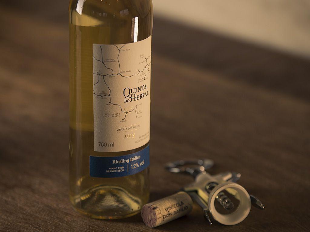 Vinho Branco Riesling - Quinta do Herval