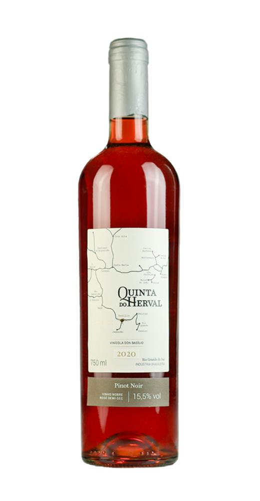 Vinho Rosé Pinot Noir - Quinta do Herval