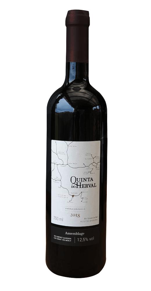 Vinho Tinto Assemblage - Quinta do Herval