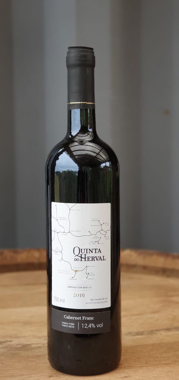 Vinho Tinto Cabernet Franc - Quinta do Herval