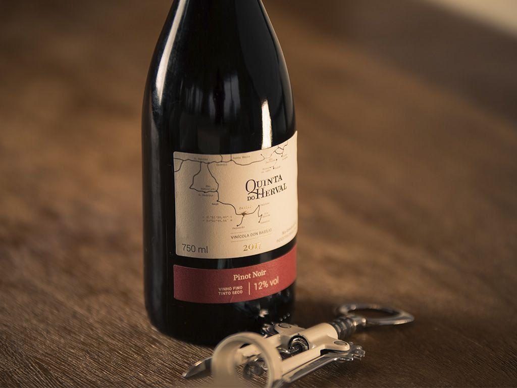 Vinho Tinto Pinot Noir - Quinta do Herval