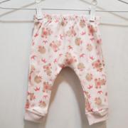 Calça Baby Ursinho  - Menina