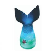 Cauda de Sereia Led Azul