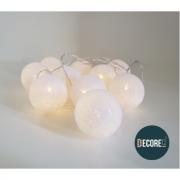 Cordão de Bolas LED