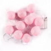 Cordão de Luz com 10 Bolas -2mts - A Pilha AA
