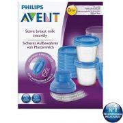 Kit Copos Para Armazenagem - Philips Avent