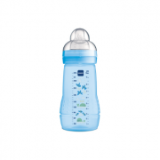 Mamadeira Mam Easy Active 270ml 2m+ Azul