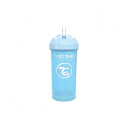 Straw Cup 360ml 12m+ Azul