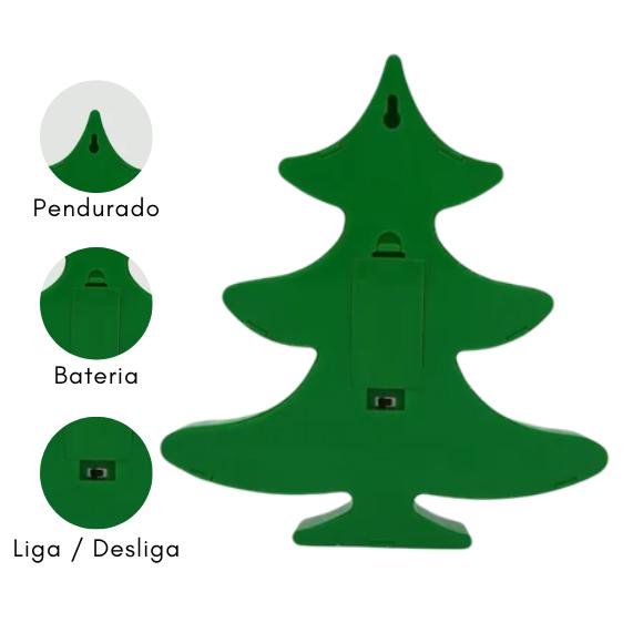 Árvore de Natal de Led