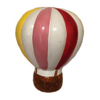 Balão Pequeno Cofre Colorido