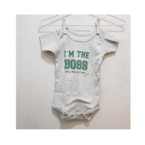 Bpdy I´m The Boss