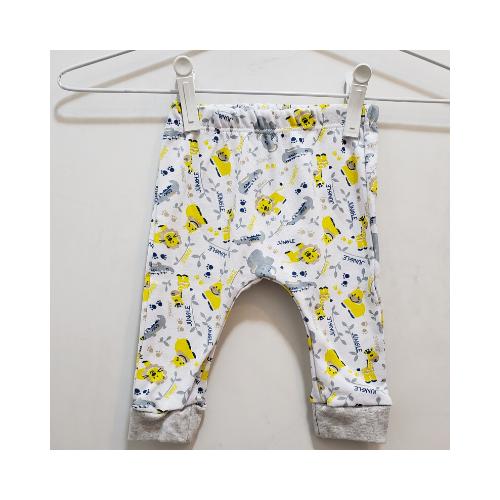 Calça Baby Leão  - Menino