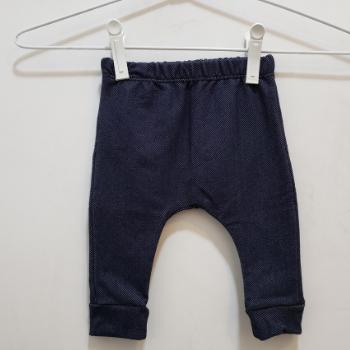 Calça  Reta Jeans - Unissex