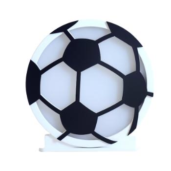 Luminária Bola de Futebol Premium