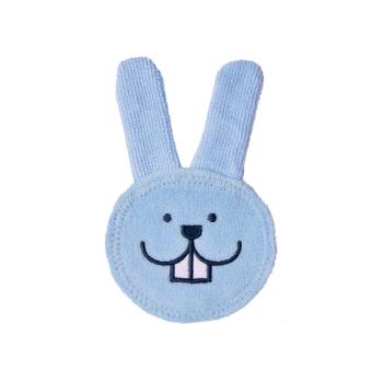 Luva de Cuidado Oral Mam Car Rabbit 0m+ Azul