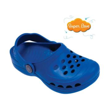 Sandália infantil Babuche Super Leve Azul