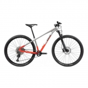 """Bicicleta Caloi Elite Aluminio TMR29 17"""" Vermelha A21"""
