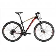 Bicicleta Oggi 29 Hacker Hds 24V PTO/VERM/AMAR 15,5