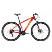 Bicicleta Oggi 29 Hacker hds 24v Verm/Amar/Pto 17 - Dcre 2020/15711-4
