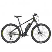 Bicicleta Oggi Roda Grande 8.3 Steps Preto/Amarelo 19 2021