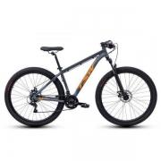 Bicicleta TSW Ride 21V 17 Vermelho/Cinza