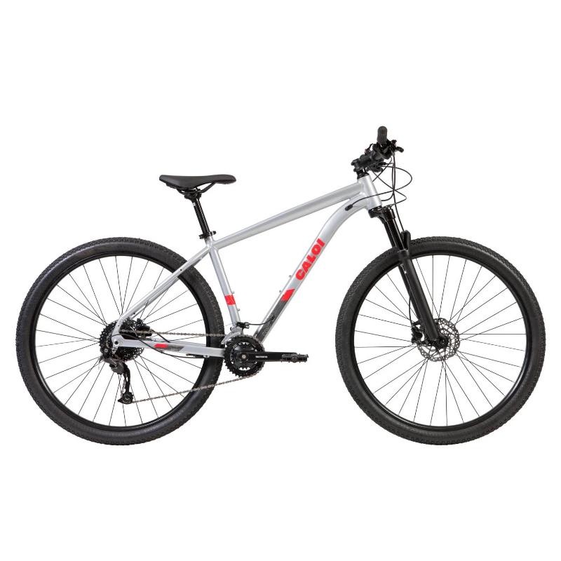 Bicicleta Caloi Explorer Comp Tamanho M 18 Velocidades Alumínio Ano 2021