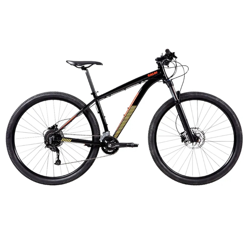 Bicicleta Caloi Moab Tamanho M R29 V18 Preto A21