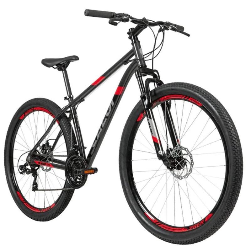 Bicicleta Caloi Supra 29 Tmr29V21 Alu A21