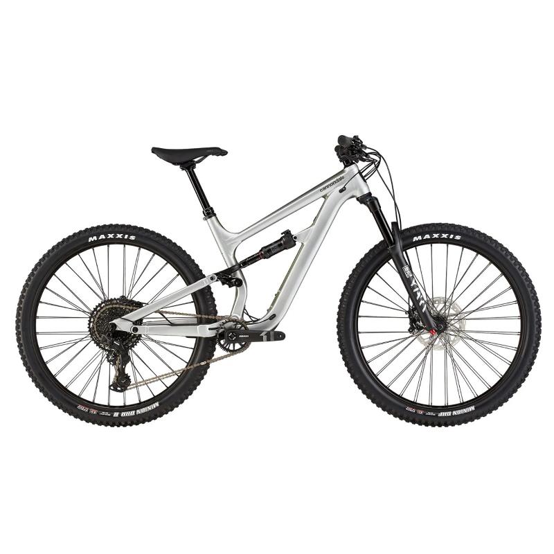 Bicicleta Cannondale  Habit Waves Tamanho G R29 V12 Cinza A21