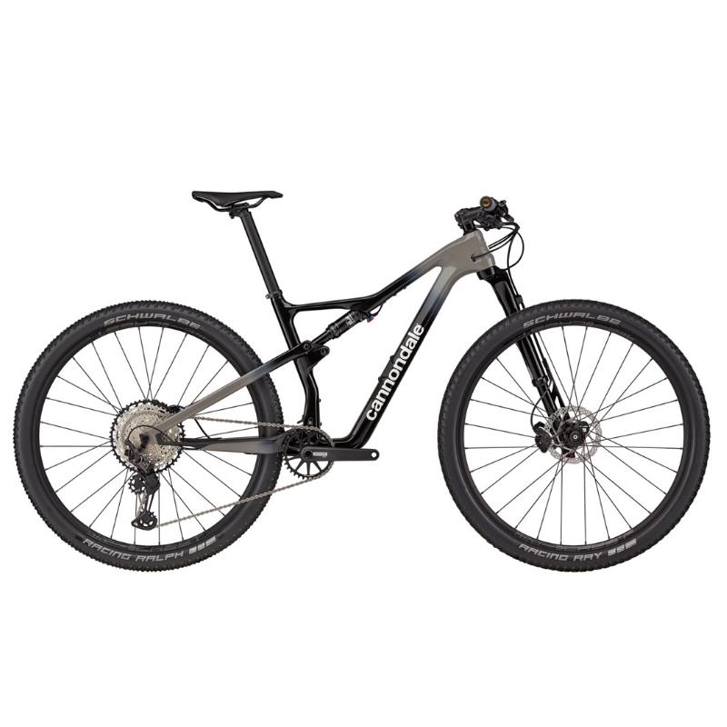 Bicicleta Cannondale Scalpel Carbono 3 Tamanho P R29 V12 Preto A21