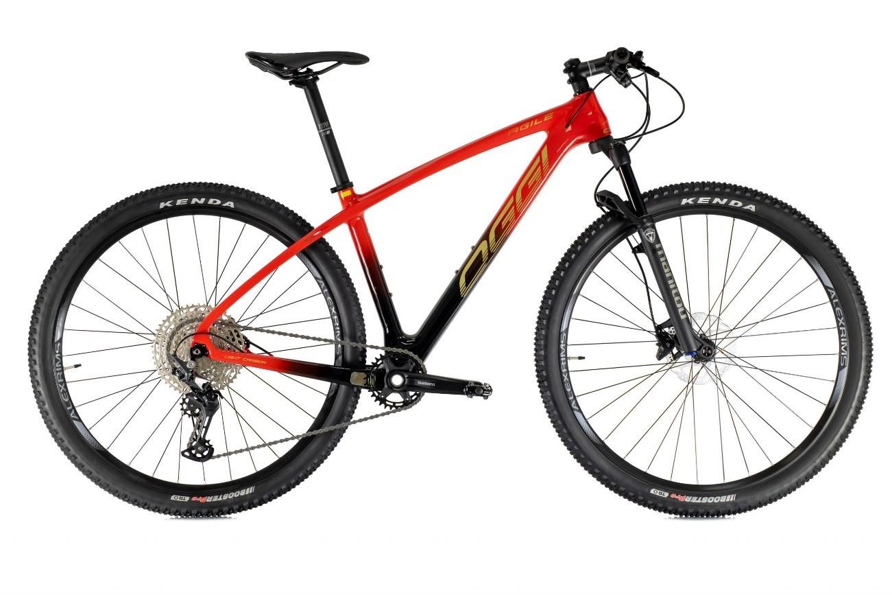 Bicicleta Oggi Agile Sport Deore 12V 2021