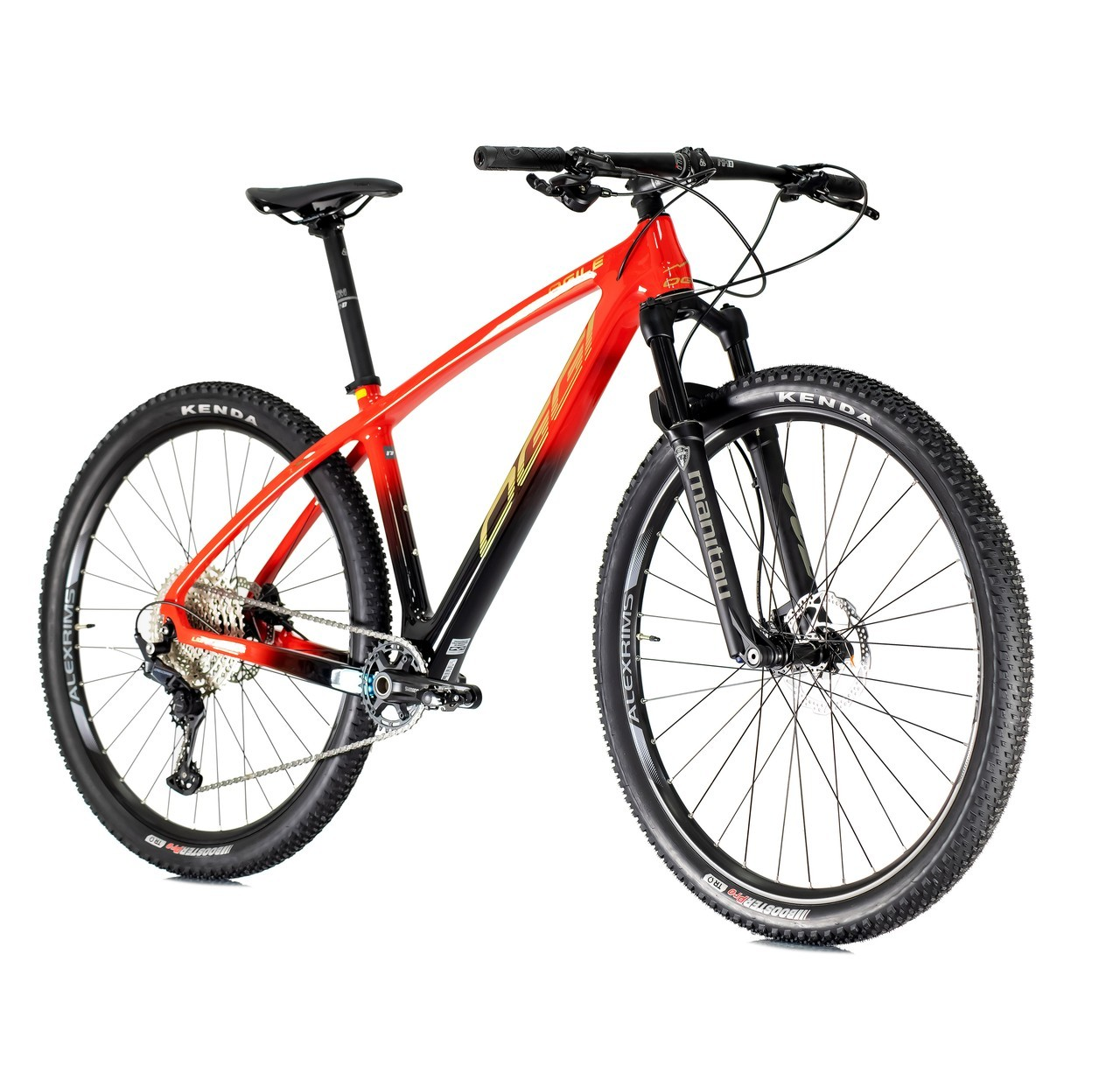 Bicicleta Oggi 29 Agile Sport Deore 12V Vm/Pto Tamanho 17 2021
