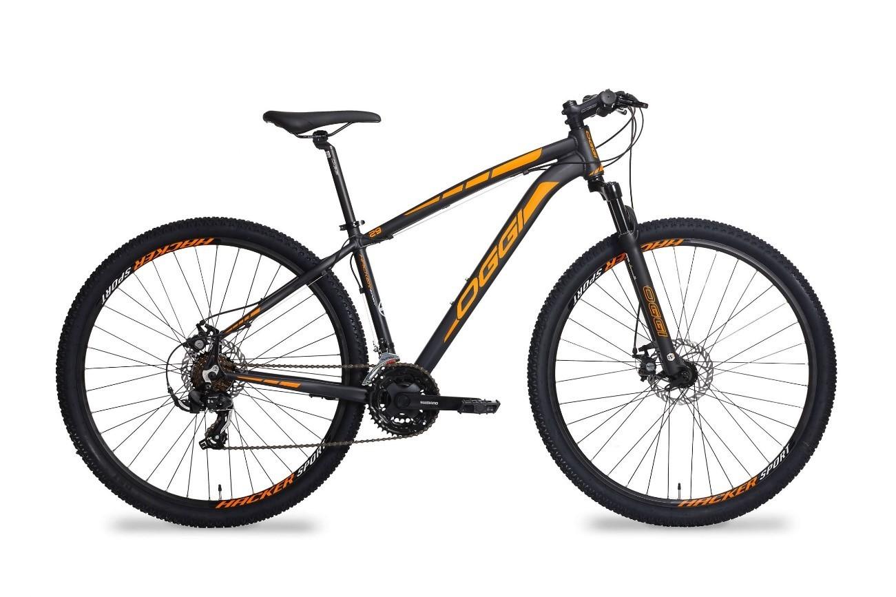 Bicicleta Oggi 29 Hacker Sport Pto/Lar