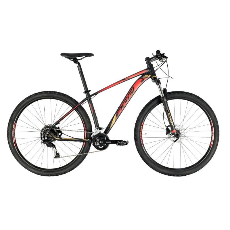 Bicicleta Oggi 29 Bw 7.0 Alv 18V PTO//DOUR/VERM 17 2021
