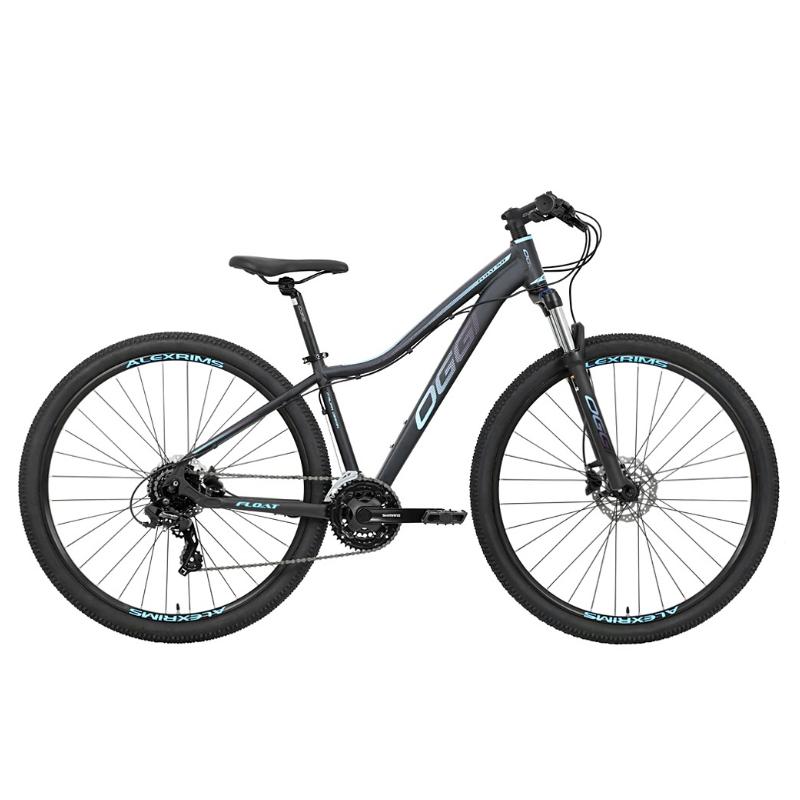 Bicicleta Oggi Float5.024V Pto/Az/Pink 17