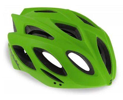 Capacete Spiuk Rhombus Verde
