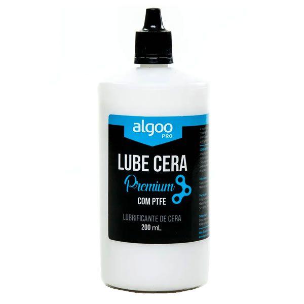 Lubrificante Algoo Lube Cera Premium 200ml