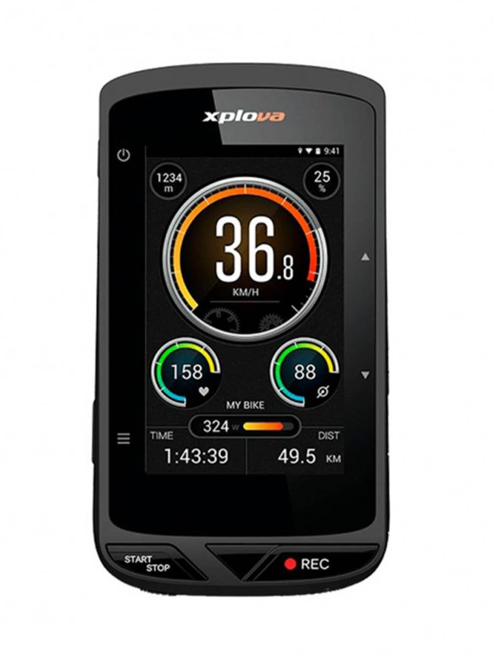 GPS Xplova X5 Evo c/ Câmera