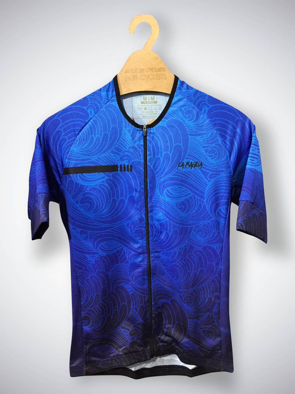JERSEY PRORIDE MAR CHINES AZUL