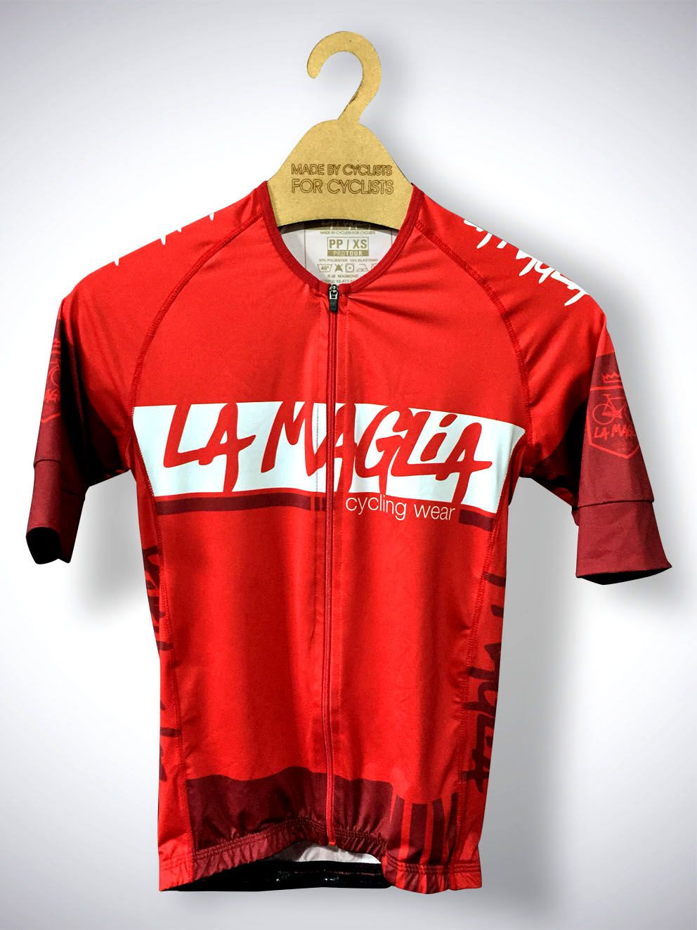 JERSEY PROTOUR RED