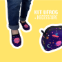 Ufrog Infantil Fit e Nécessaire Astrogirl