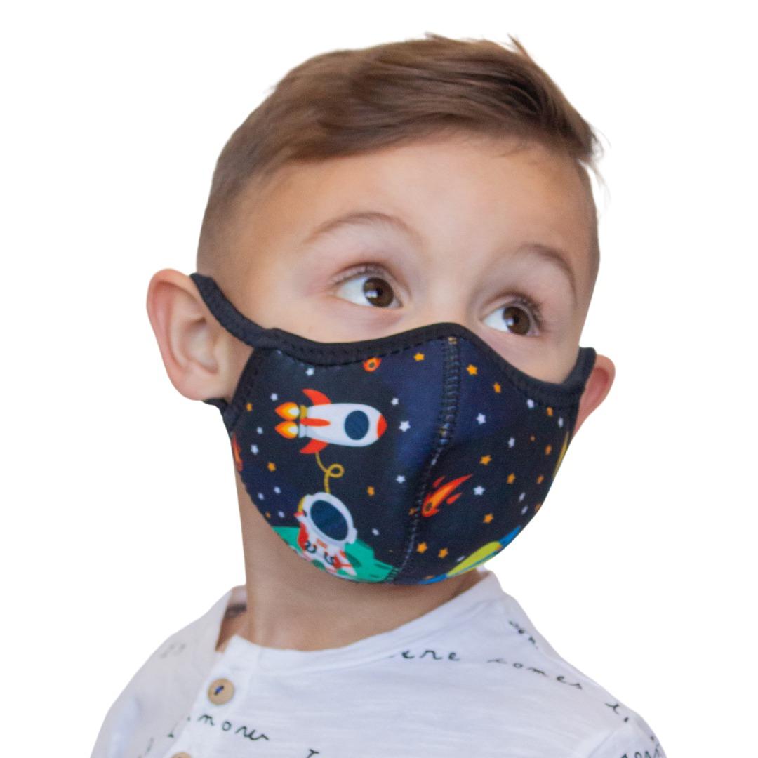 Máscara Astroboy