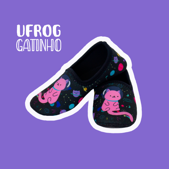 Ufrog Infantil Fit Gatinho