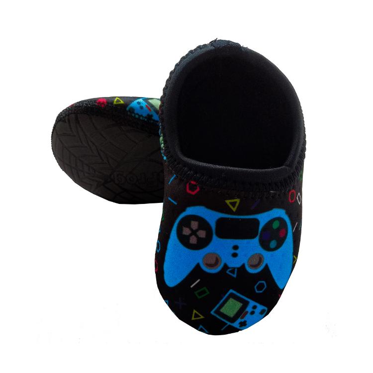 Ufrog Infantil Fit Vídeo Game Azul