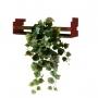 Planta Artificial Buquê de Folhagem de Uva 86 cm Linha Premium 3D