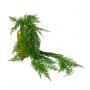 Planta Artificial Corrente de Samambaia 110 cm